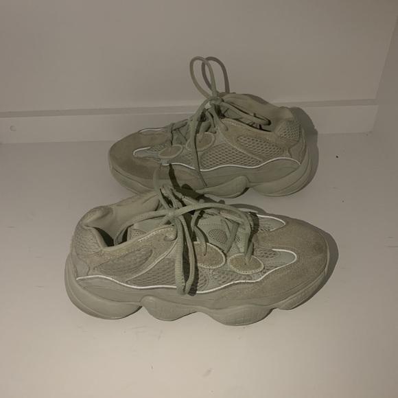 "best sneakers 03db7 cabc3 Adidas Yeezy 500 ""Salt"""
